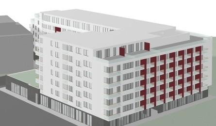 Stanovanjsko poslovni objekt Koper