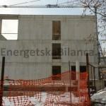 Dva večstanovanjska objekta v Ljubljani - energetskabilanca.si