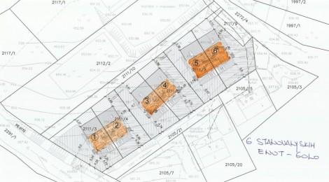 Projekt Golo – 6 stanovanjskih enot