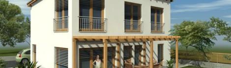 Projekt: Energetska optimizacija hiš Rihter