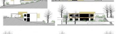 Projekt hiša Sonček